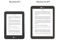 """Icarus Illumina XL 8"""" Android eReader Now Up for Pre-Order e-Reading Hardware"""