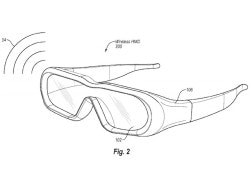 Patent Filing Reveals Smart Glasses from Amazon - Their Next eReading Device? Amazon e-Reading Hardware