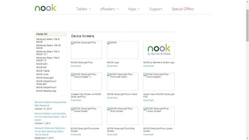 B&N Leaks the Name of the Next Nook (Again) Barnes & Noble