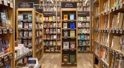 "Amazon Books is a Utilitarian Threat to the ""Heart of the Book Industry"", One Indie Bookseller Claims Amazon Bookstore Editorials"