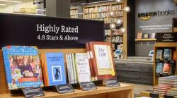 Amazon Opens a New Chapter in its Retail History Amazon Bookstore