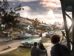 Book Lovers Get a Nod in Fallout 4 e-Reading Software Libraries