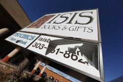 Denver Bookstore Removes Its Name, Isis, From Sign Following Repeated Vandalism Bookstore