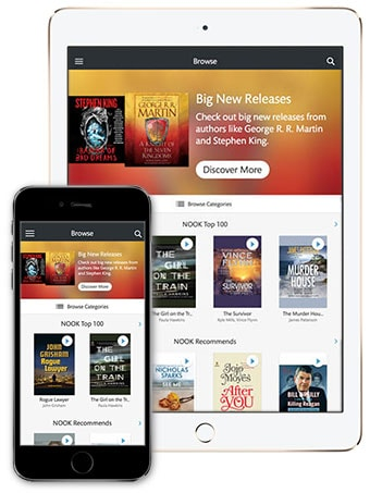 B&N Launches Nook Audiobook Apps for iPhone, iPad | The