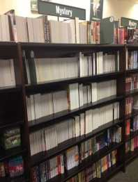 Carson's and Trump's Books Shelved in the Humor Section at B&N humor