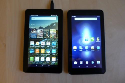 fire tablet digiland dl718m
