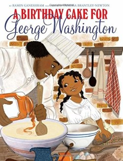 Scholastic Withdraws George Washington 'Cake' Book From Distribution Following Controversy Publishing
