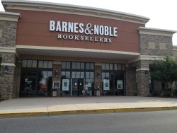 NJ Man Accused of Stealing $200,000 in Merchandise from B&N Barnes & Noble