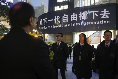 Hong Kong Copyright Battle Tests US Candidates' Commitments to Free Speech Intellectual Property