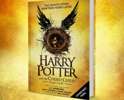 Eighth Harry Potter Book Announced, First Seven Now Available as a $15 Omnibus Uncategorized