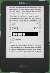 "Dibuk Saga Android eReader Launches in Slovakia - 6"" 300ppi Screen, 139 Euros e-Reading Hardware"