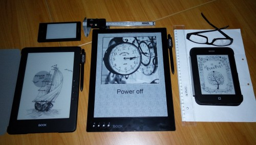 "Oynx Boox Unveils 9.7"" N96 and N96ML eReaders, No Ship Date Set e-Reading Hardware"