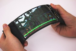 Queen's University Researchers Debut Latest in Line of Flexible Mobile Devices That Have Never Left the Lab e-Reading Hardware