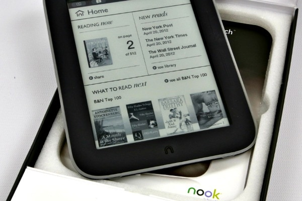 Kindle Vs Sony Reader: New Nook Hardware Could Become Worthless In The UK After