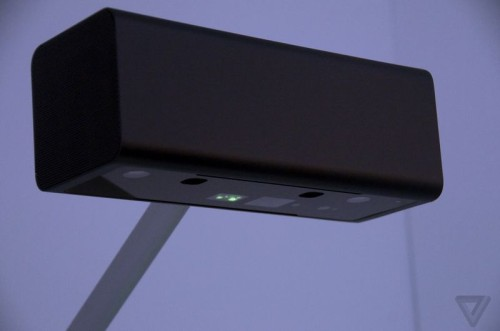 Sony's Projector Concept Turns Any Table Into a Touch-Enabled Display (video) e-Reading Hardware