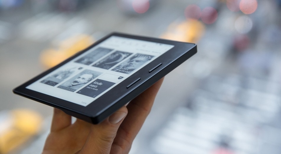 Do You Want Page Turn Buttons on Your eReader? | The Digital