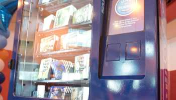 Gainesville, Florida Launches Book Vending Machine Project