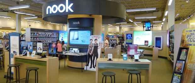 Barnes & Noble's Nook Division Generated $111 Million Last Year, and Employs 57 People Barnes & Noble ebook sales