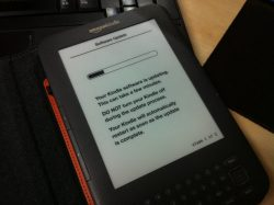 Amazon is Still Sending Emails About That Required Kindle Update e-Reading Hardware Kindle