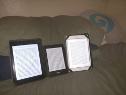 I'm e-Reading on Wider Screens Now - How About You? Book Culture e-Reading Hardware Open Topic