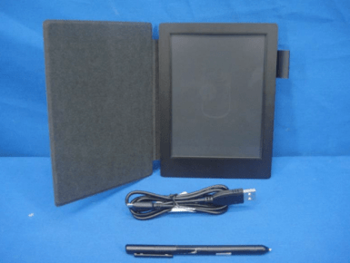 "Unnamed 6.8"" eReader Clears the FCC e-Reading Hardware"