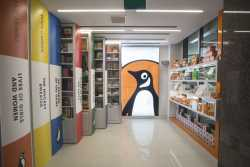 Penguin Opens a Cubby-Hole Sized Bookstore in Toronto (Pics) Bookstore Publishing