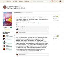 You Can Now Share Your Kindle Notes and Highlights via Goodreads e-Reading Hardware e-Reading Software Kindle (platform)