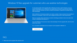 Here's How to Upgrade to Windows Ten For Free Microsoft Windows
