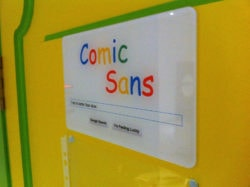 """Scribd's Bizarre """"Anti-Plagiarism"""" Hack Changes Copy-Pasted Text to 104 Point Comic Sans Intellectual Property"""