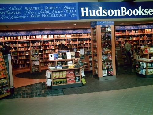 Publisher Installs Book Vending Machine Right Next to Airport Bookstore Bookstore