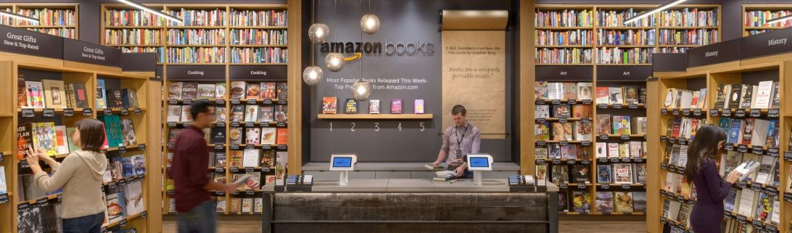 Amazon Books is Coming to Denver Amazon Bookstore