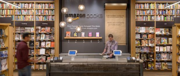 Amazon Planning Amazon Books Locations in DC and Austin Amazon Bookstore