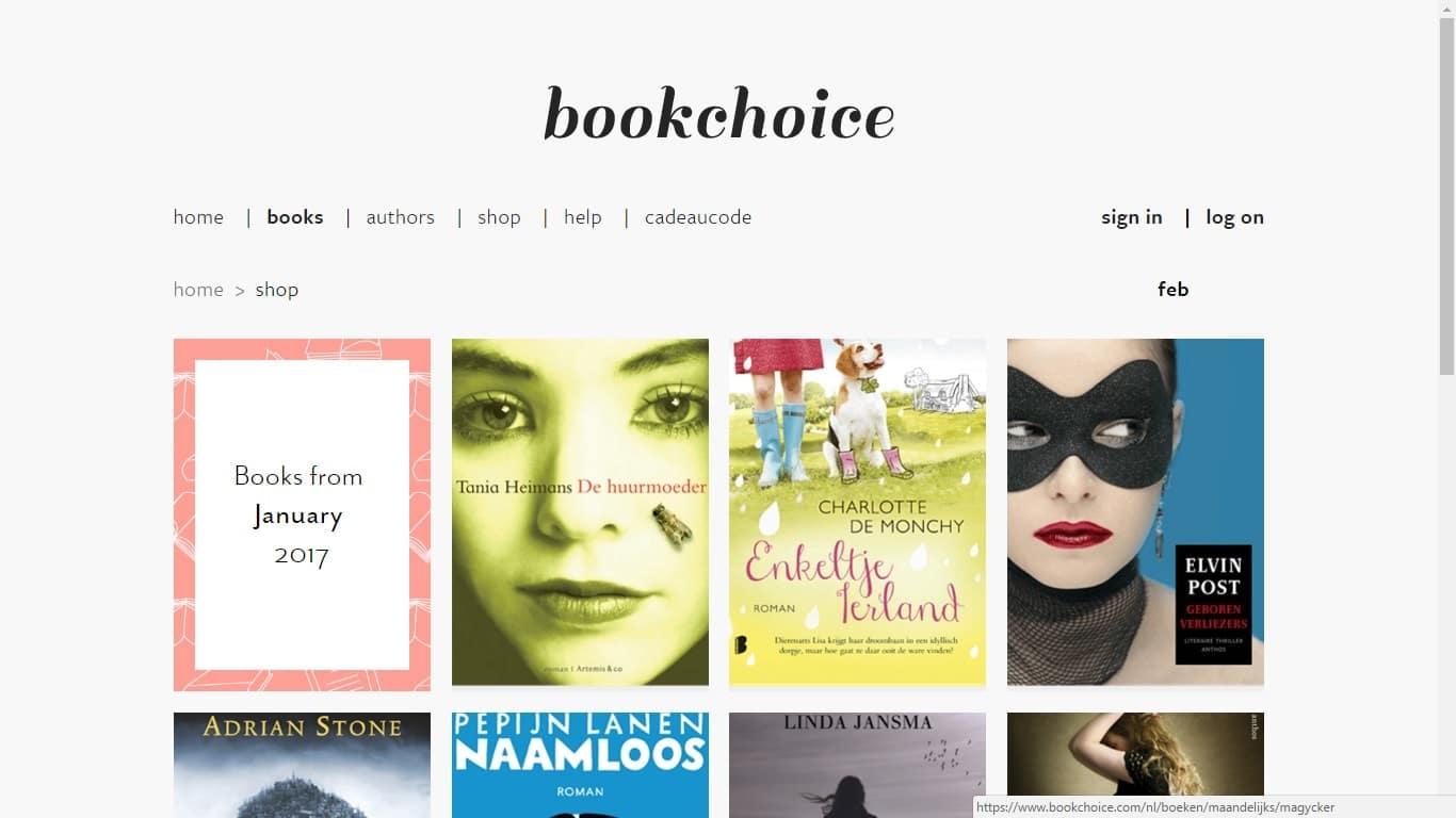 eBook Bundle Service Elly's Choice Goes International
