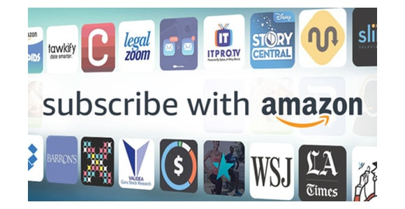 Subscribe with Amazon - a New Tool For Authors? Amazon