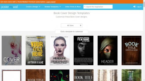 Twelve Sites for Making a Spectacular Book Cover (Updated) Tips and Tricks