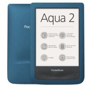 Pocketbook Aqua 2 - Waterproof, Dust-Proof, $141 e-Reading Hardware