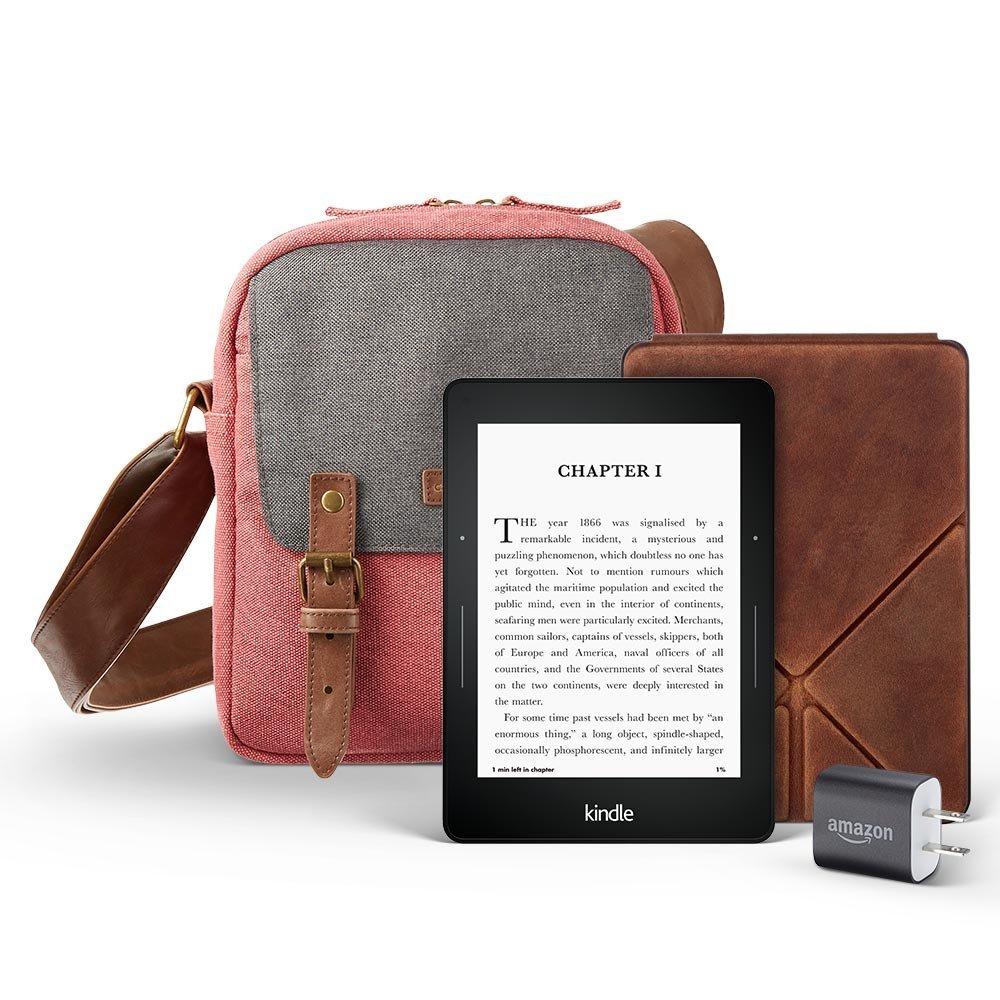 Amazon Launches New Kindle Travel Bundles e-Reading Hardware Kindle