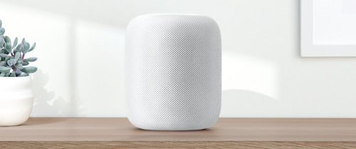 Apple Launches HomePod Speaker to Bring Siri Into the Living Room Apple