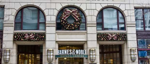 Target Partners With B&N Edu Barnes & Noble Education