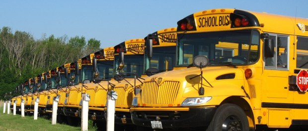 Texas School District Converts Buses into Rolling Libraries Digital Library