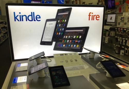 eReader Market Forecast for 2018 (January to June) Barnes & Noble e-Reading Hardware Kindle Kobo