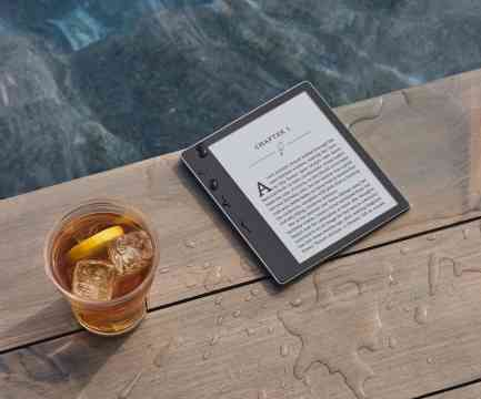 "New Kindle Oasis is Waterproof, Costs $249, and Has a 7"" Screen e-Reading Hardware Kindle"