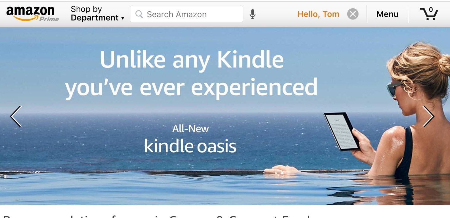 Leaked! New Kindle Oasis has a 7