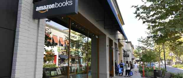 As It Avoids Becoming the Next Sears, Amazon Opens Second San Francisco Area Bookstore Amazon Bookstore