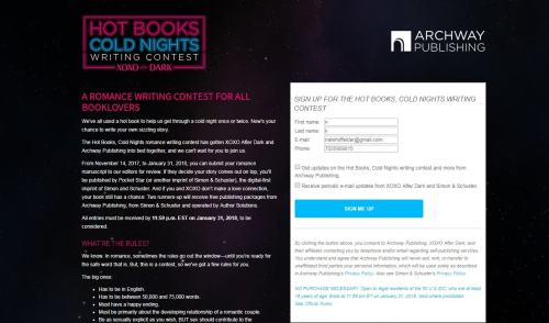 Updated: Simon & Schuster's Vanity Press Launches Writing Contest to Exploit More Authors Publishing Scam