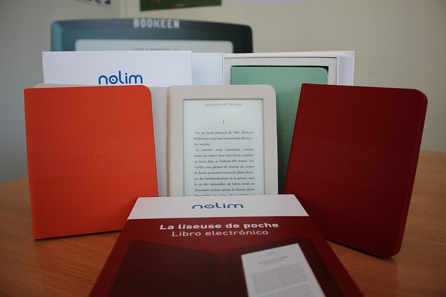 Bookeen Partner Carre-Four Shut Down its eBook Division, Nolim e-Reading Hardware