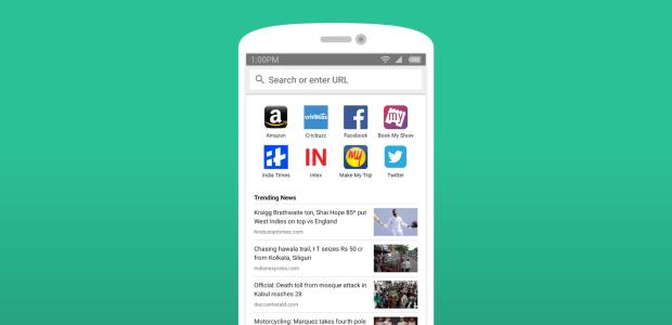 Amazon Launches a Lite Android Web Browser Amazon e-Reading Software