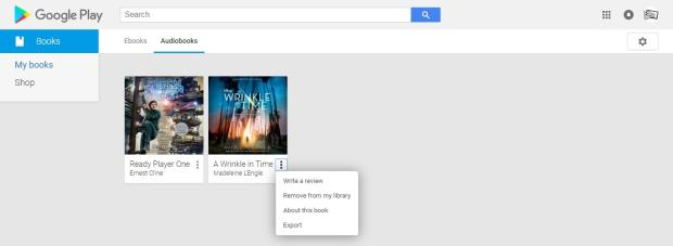 How to Download Audiobooks from Google Play Books - DRM-Free! Audiobook Google Books