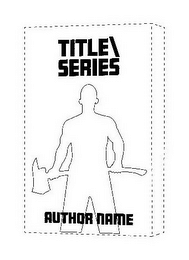 """Someone Filed a Trademark on the """"Guy Holding Axe"""" Book Cover Design Intellectual Property"""