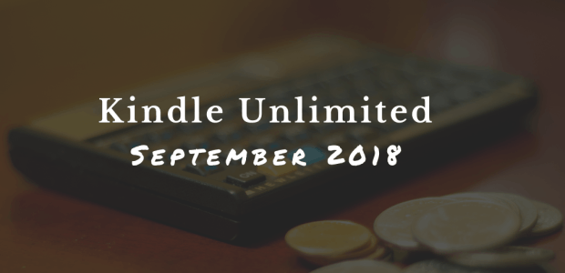 Kindle Unlimited Funding Pool Grew in September 2018 While the Per-Page Rate Rose Uncategorized